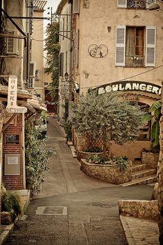 Boulangerie ~ Antibes