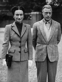 Style Icon Wallis Simpson: Channel One of History's Most Thoroughly Modern Women - HarpersBAZAAR.com