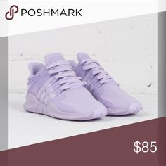 f6da4a1ad06 Adidas EQT Sneakers Adidas EQT Sneakers in Purple Glow. Literally the most  comfortable sneakers ever