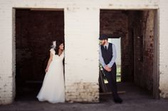 Celia + Curtis/Tasmania, Australia/Summer Wedding   Photography by  Jonathan Wherrett