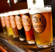 Iron Hill Brewery April beer selections are on tap now! Visit their Wilmington or Newark locations for an exciting night out in Delaware.