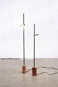 iina vuorivirta - led lights with copper