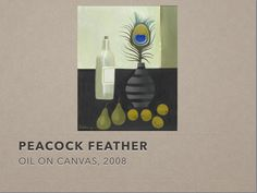 Slide 8 Oil On Canvas, Feather, Art, Quill, Art Background, Painted Canvas, Kunst, Feathers, Gcse Art