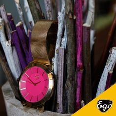 Happiness is only real when shared #egowatches #gofightyourself #peace #pink