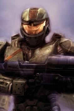 Halo wars spartan