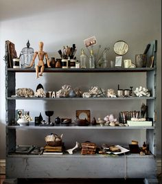 On a shelf  xo--FleaingFrance