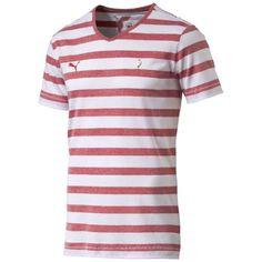 Puma Afc Striped T-Shirt