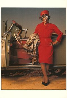 Ella Fitzgerald by Annie Leibowitz, 1988