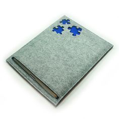 Felt iPad Case Puzzles now featured on Fab.