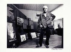 Georges Braque par Robert Doisneau
