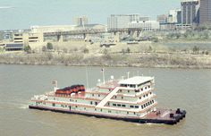 The m/v Mississippi U.S. Army Corps of Engineers