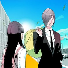 Noblesse - helps Yuna carry groceries back to Frank's House. Yandere, Cadis Etrama Di Raizel, Manga Anime, Anime Art, Anime Recommendations, Noblesse, Animation, Anime Shows, Frankenstein