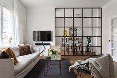 The living room in Sweden.