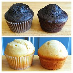 How to use muffin & cupcake papers via @kingarthurflour