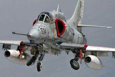 MCDONNELL-DOUGLAS A-4 SKYHAWK