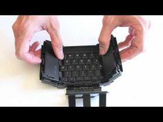 Jorno Bluetooth Folding Keyboard