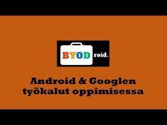 Byodroid – Google Drive – dokumentin ominaisuudet