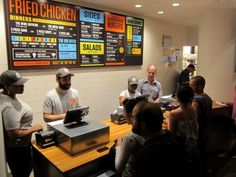 This new East Village joint has a comfortable layout, and offers a counter-service spot located just three blocks from SSPNY's Elizabeth Street apartments. Stone Street, Elizabeth Street, East Village, Blue Ribbon, Fried Chicken, Apartments, Counter, Nyc, Layout