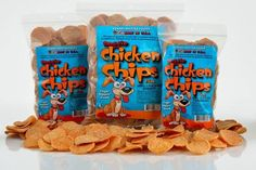Chicken Chips Dog Treats