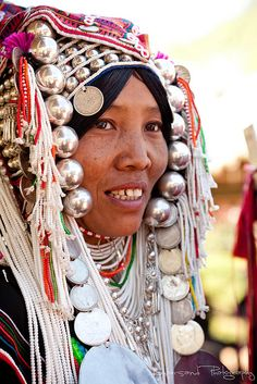 tribal headdress | Tribal headdress | Flickr - Photo Sharing!