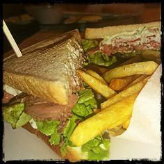 Roastbeef Sandwich #Roastbeef #sandwich #foodstagram #foodblog