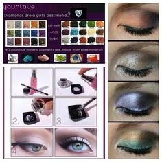 Love Younique pigments!  https://www.youniqueproducts.com/TambraEmeryYoung