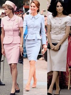 Princess Diana,duchess of Cambridge and Duchess of Sussex Fashion Line, Royal Fashion, Timeless Fashion, Princess Meghan, Princess Diana, Princess Of Wales, Duchess Kate, Duchess Of Cambridge, Combattre La Cellulite