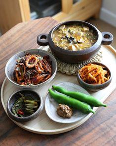 팔로워 23천명, 팔로잉 301명, 게시물 2,369개 - 오브느.쪼꼬렌(@runren_)님의 Instagram 사진 및 동영상 보기 Cute Food, Yummy Food, Bento Recipes, Exotic Food, Morning Food, Aesthetic Food, Korean Food, Food Presentation, Food Hacks
