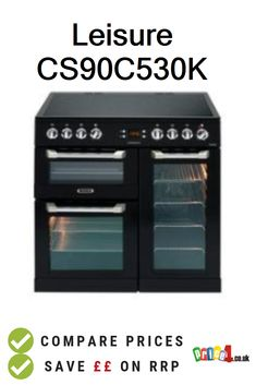 Leisure Compare UK prices and find the cheapest deals from 9 stores. Electric Range Cookers, Kitchen Appliances, Cooking, Diy Kitchen Appliances, Kitchen, Home Appliances, Cuisine, Electric Stove, Koken