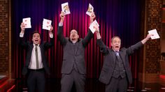 Penn and Teller teach Jimmy and the Tonight Show audience a love ritual card trick that viewers can perform at home.