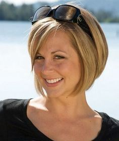 nice Latest Iverted Short Bob Hairstyles 2015-2016 - 2016 Short Hairstyles