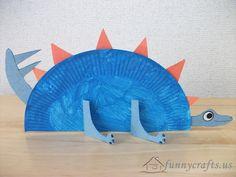 Paper Plate Animal Crafts   funnycrafts