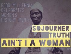 """Sojourner Truth's """"Ain't I A Woman"""" Speech"""