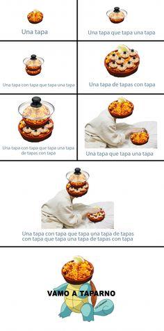 ★★★★★ Memes divertidos para compartir: Vamo a Taparno I➨ http://www.diverint.com/memes-divertidos-compartir-vamo-taparno/ →  #imágenesgraciosasdelosmemesenespañol #losmemesmásdivertidosenespañol #memeschistososenespañol #memesenespañolgraciosos #memesgraciosos