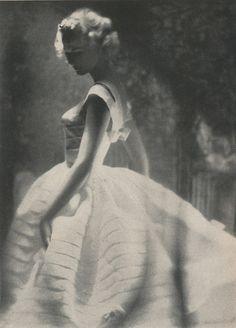 Photo by Lillian Bassman for Harper's Bazaar, 1958