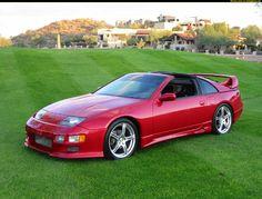1993 Nissan 300ZX....