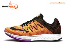 The NIKE AIR ZOOM ELITE 8 provides lightweight cushioning and is highly efficient to train at high speed. It is a shoe with a comfortable support that provides more effective cushioning, as well as traction while maintaining a low weight. NIKE MEXICO is a tax-free business with MONEYBACK! www.moneyback.mx #moneyback