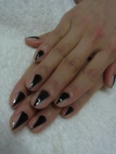 nails...claws...creepy -- this would go good with the creep contact lenses