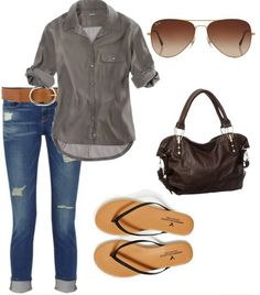 Style for over 35 ~ Summer into fall look