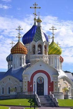 Храм князя Игоря Черниговского в Переделкино : Портал Богослов.Ru