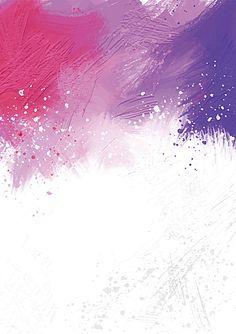 Watercolor Design Halftone Art Background