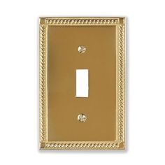Amerelle Wall Plates Simple Amerelle Filigree Border 1 Toggle Wall Plate  Tin8330Tft At The Decorating Design