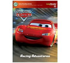 Buy LeapFrog LeapReader 3D Disney Cars 2 Interactive Book at Argos.co.uk, visit Argos.co.uk to shop online for Electronic learning toys, Electronic toys, Toys