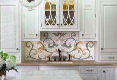плитка и мозаика дизайн на кухне - Поиск в Google