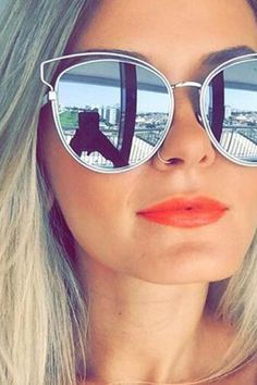 d76c532134b83 Fashion Cat Eye Women Sunglasses Luxury Oculos De Sol
