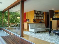 Edward J. Flavin House, Richard Neutra Architect 1957