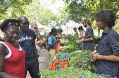 Grab Some Good brings fresh produce to TTC stations; plus over 30 local farmers' markets across the city