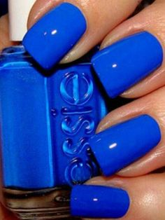 Blue coral by Essie