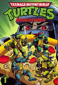 Teenage Mutant Ninja Turtles Adventures 1