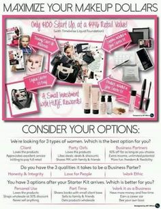 Want more?  Want to try something new?  Want to get your favorite products at a tremendous discount?  Join my team today!  I am looking for 10 fabulous women to join me on this wonderful journey....contact me www.marykay.com/jenknutson